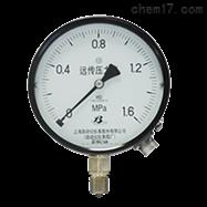电阻远传压力表YTZ-150,上海自动化仪表四厂