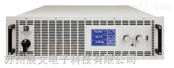 德国EA可编程高效直流电源EA-PSI 9750-60 ZH 3U