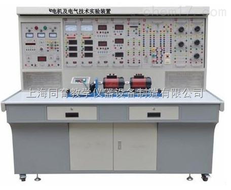接触器控制的电动机正反转控制电路实验室连接