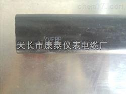 扁平电缆YFFB 3*6+1*4