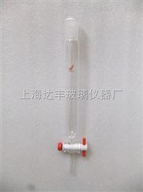 具标准四氟节门层析柱(厚壁设计)