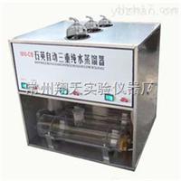 1810-C三重石英亞沸高純水蒸餾水器