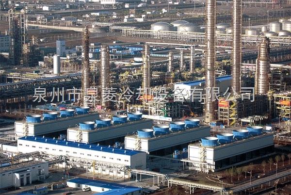 泉菱混凝土大型工业冷却塔