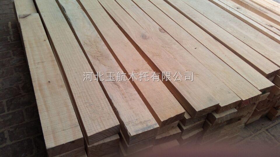 空调垫木 风管管道垫木 中央空调通风管道防腐垫木厂家
