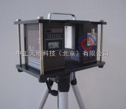 HL-1双气路恒流大气采样器
