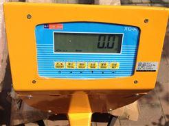 DCS-XC-D油桶秤,滾筒滾,滾輪秤,電子叉車稱,叉車電子秤,手動液壓車電子秤