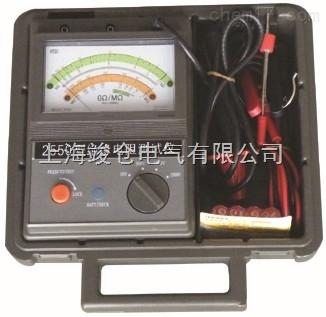NL3102指针式绝缘电阻测试仪