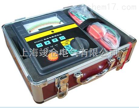 智能双显绝缘电阻测试仪BC2010