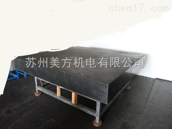 1000*1000*150mm花岗石测量平台1000*1000*150mm 济南青