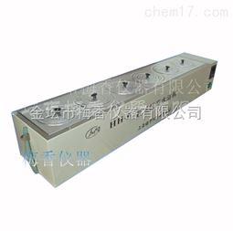 HH-S16数显恒温单列水浴锅