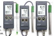 便携式pH/温度测定仪
