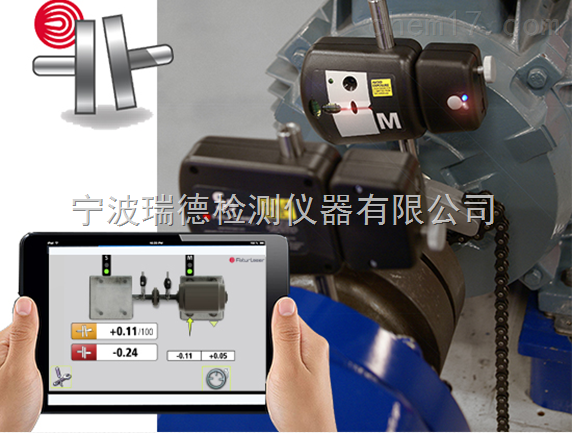 Laser KitFixturlaser Laser Kit新款无线蓝牙激光对中仪 中国总代理 Z低价 原装进口