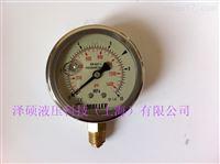J-ML100-200MULLER 穆勒进口压力表 J-ML100-200