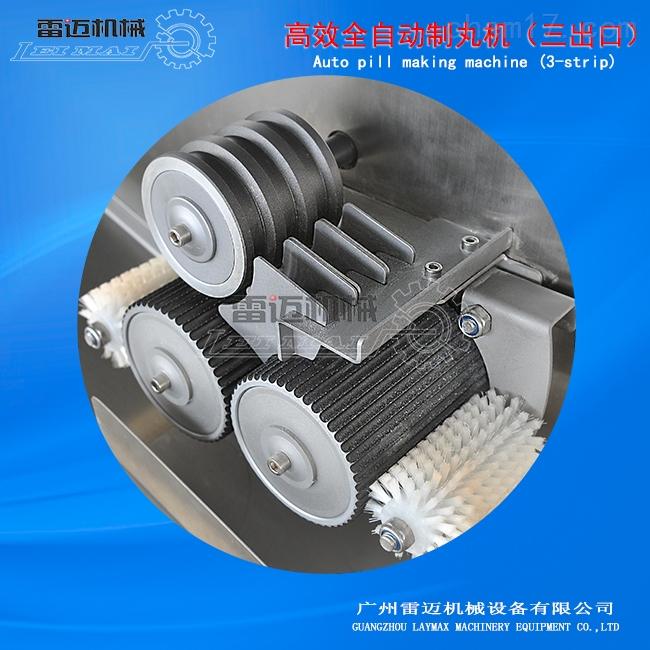 深圳全自动制丸机,小型中药全自动制丸机