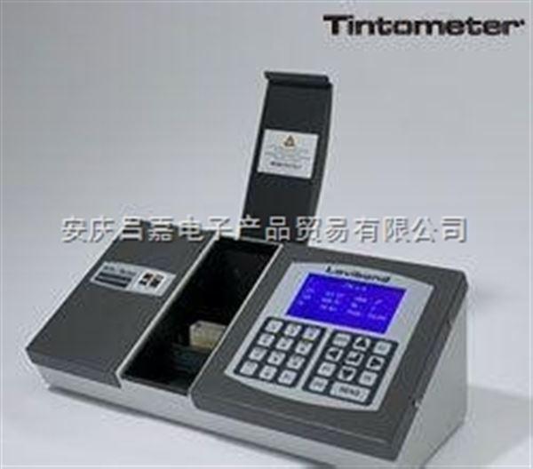 全自动色度仪、 波长范围:420-710nm、9个干涉滤光片