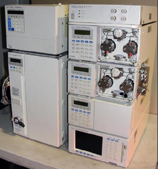 shimadzu lc-10a shimadzu lc-10a岛津液相色谱仪