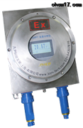 JY-1800DH-EX防爆微量氧分析仪