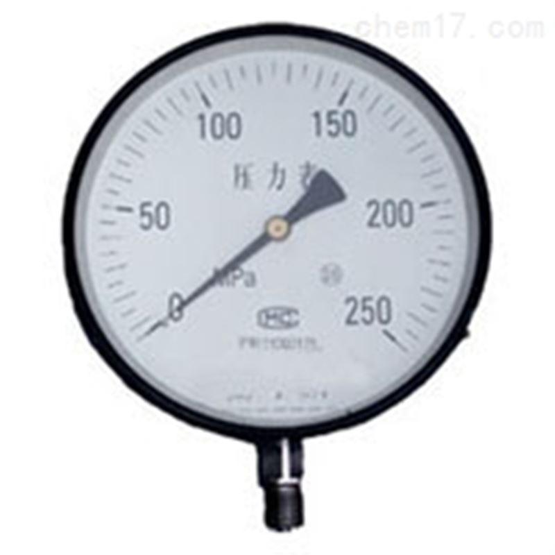 高压压力表Y-250价格上海自动化仪表五厂