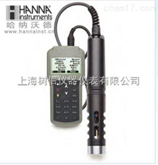 哈纳HI98194便携式多参数(12项)水质分析测定仪