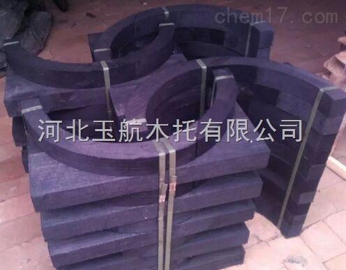 专业厂家自产自销管道垫木//保温支撑块价格