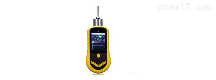 成都泵吸式气体检测仪型号