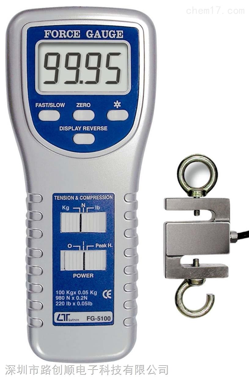 路昌FG-6100SD推拉力计+记录器|FG6100SD推拉力测试仪