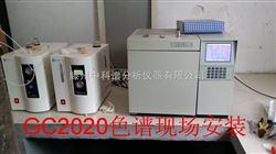 七氟丙烷灭火剂气体纯度检测气相色谱仪