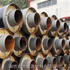 新型水用密封耐压聚氨酯发泡保温管优质厂家 聚乙烯黑黄夹克管出厂价格