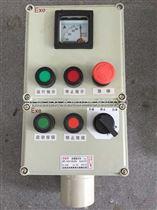 CBC51-A2D2K1两钮两灯一开关防爆操作柱 挂式立式