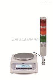 德安特总代理安徽德安特ES5000-C漏包检重电子天平max:5000g/d=0.01g
