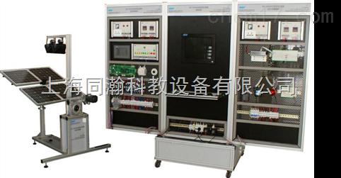 th-spv02型-新能源光伏发电实训系统(arm)