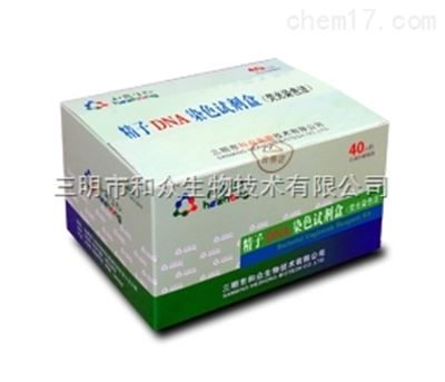 精子DNA染色試劑盒(熒光染色法)