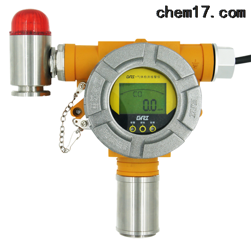 智能型固定式氧气检测仪GRI-9106-EC-O2-湖南省国瑞仪器有限公司