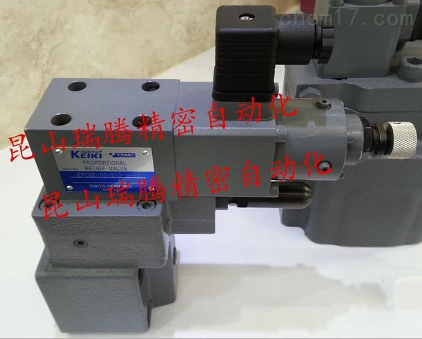 东京计器TOKYOKEIKI电磁比例先导阀 (原旧款EPCG2-03-70-Y-11)
