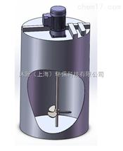 小型加药搅拌机KD-10型,电机功率100W配100L不锈钢加药桶