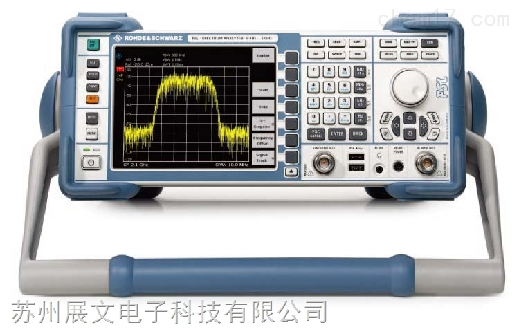 罗德与施瓦茨FSL 信号分析仪