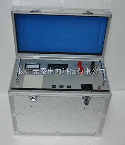智能100A直流电阻测试仪性能特点