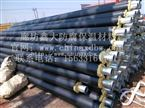 聚氨酯發泡保溫管/聚氨酯保溫管道
