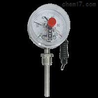 上海自動化儀表三廠-WSSX-581電接點雙金屬溫度計