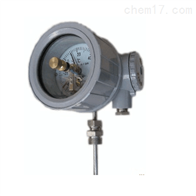 WSSX-481B上海自动化仪表三厂-防爆电接点双金属温度计