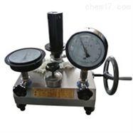 壓力表校驗器選型YJY-60上儀四廠