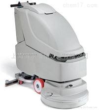 油汙地麵清洗用手推式洗地機