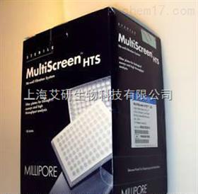 millipore MultiScreenHTS GV多孔滤膜板,0.22 µm无色无菌M