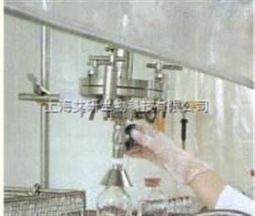 赛多利斯SARTORIUS符合GMP标准的142mm不锈钢圆盘式在线过滤器16276
