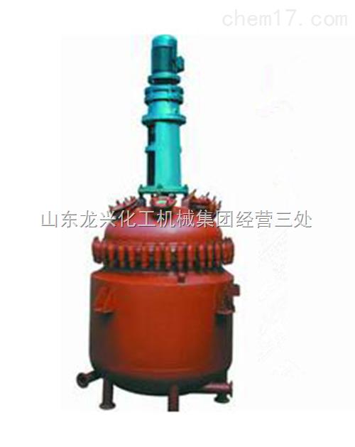 2000L电加热搪瓷反应釜价格