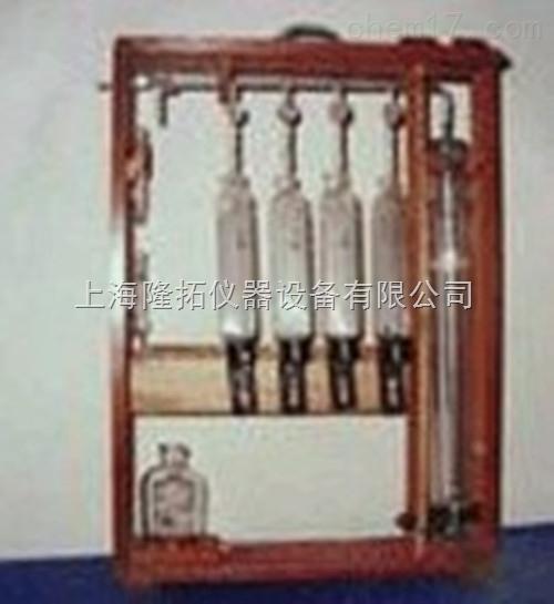 491工业气体分析器配件、鼓泡式吸收瓶