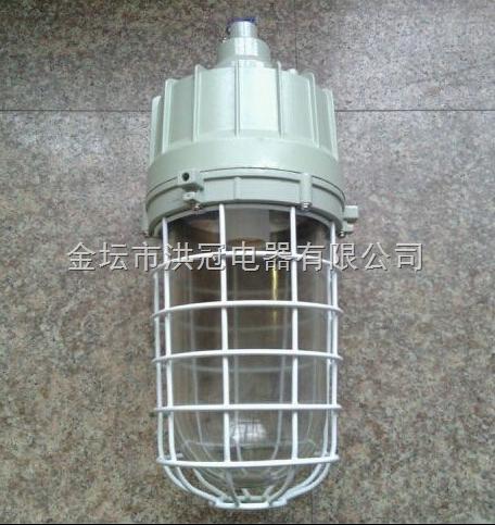 BAD82-L70xh隔爆型防爆灯 吸顶式防爆金卤灯 弯杆式防爆灯