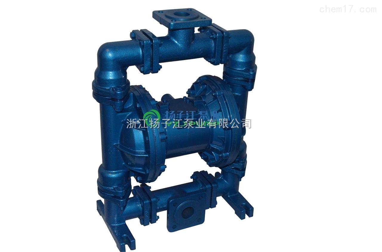 隔膜泵:QBYC-F46衬氟气动隔膜泵|衬氟电动隔膜泵,溶剂泵