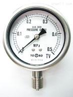 TOKO东洋计器兴业不锈钢耐震压力表