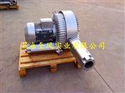 取樣器專用5.5KW雙段高壓風機